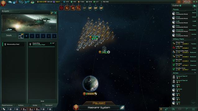 Stellaris Faster Ship Upgrade Mod - Stellaris mod