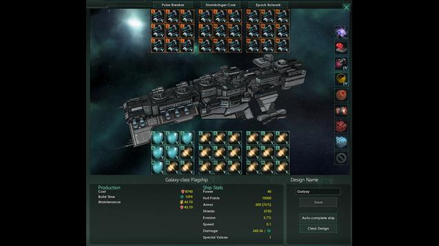 Stellaris New Ship Classes & More Mod - Stellaris mod