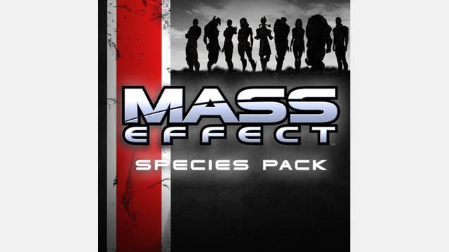 Mass Effect Species Pack Mod Stellaris Mod