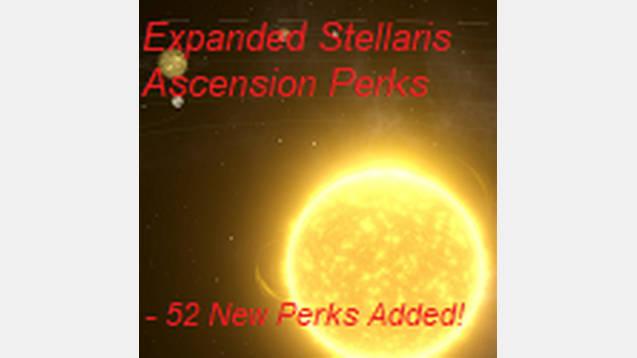 Expanded Ascension Perks For Stellaris Stellaris Mod